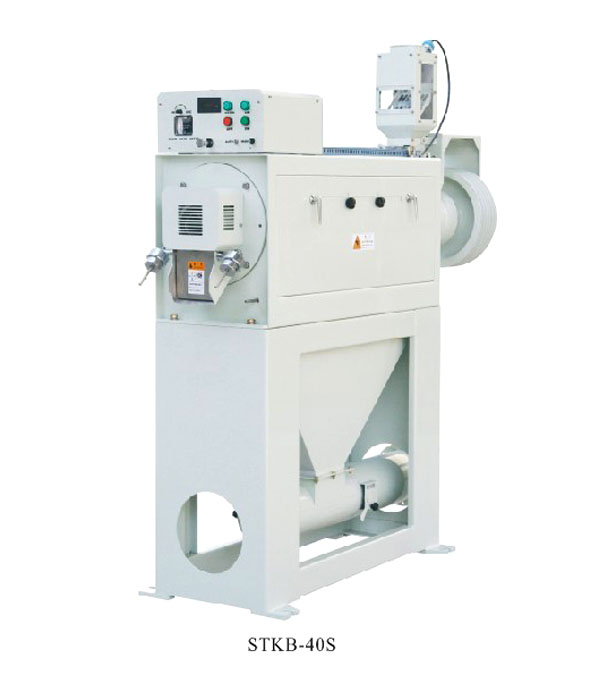 STKB Series Mist(Water) Rice Polisher
