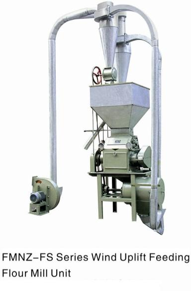 FMNZ Series Flour Mill Unit(Horizontal Extractor Type)